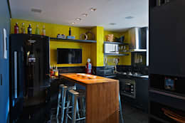 廚房 by Lucas Lage Arquitetura