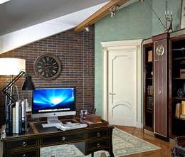 klasieke Studeerkamer/kantoor door Sweet Home Design