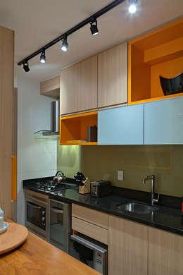 Dapur by Lucas Lage Arquitetura