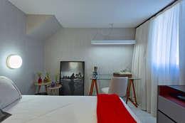 Lucas Lage Arquitetura의  침실