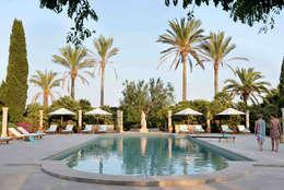 mediterranean Pool by Bloomint design