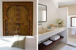 mediterranean Bathroom by Bloomint design