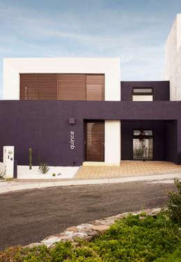 Casas de estilo minimalista por Región 4 Arquitectura