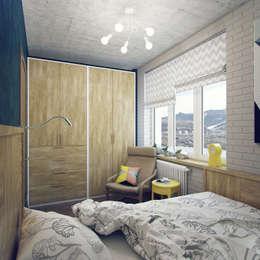Phòng ngủ by Студия дизайна Марии Губиной