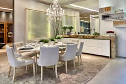 modern Dining room by Lider Interiores