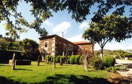Дома в . Автор – Borges de Macedo, Arquitectura.