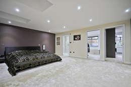 moderne Slaapkamer door Concept Eight Architects