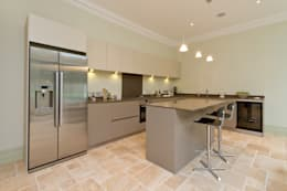 modern Kitchen by Concept Eight Architects