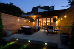 Swaffield Road: modern Garden by Concept Eight Architects