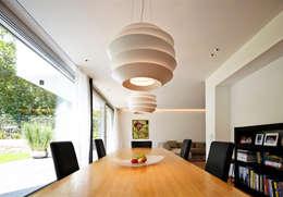 Projekty,  Jadalnia zaprojektowane przez Marcus Hofbauer Architekt