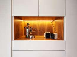 moderne Keuken door Marcus Hofbauer Architekt