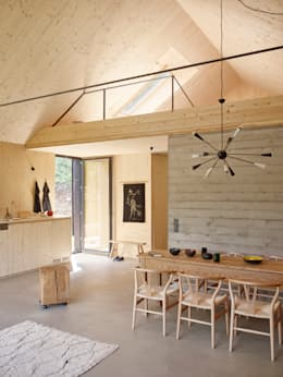 Ruang Makan by Backraum Architektur