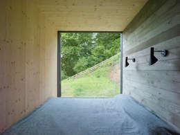 Quartos  por Backraum Architektur