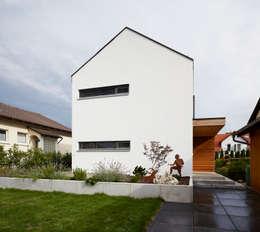 moderne Huizen door Marcus Hofbauer Architekt