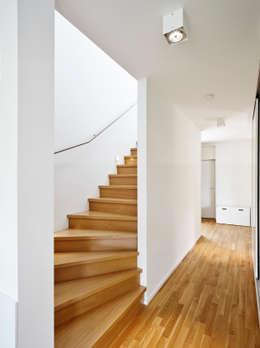 Marcus Hofbauer Architekt:  tarz Koridor ve Hol