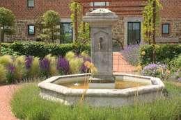 landhausstil Garten von Guy Wolfs Hoveniersbedrijf