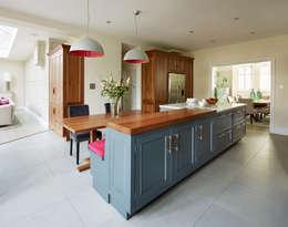 Cozinhas modernas por Davonport