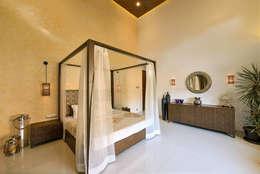 minimalistic Bedroom by ARK Reza Kabul Architects Pvt. Ltd.
