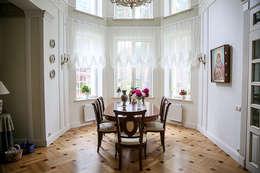 classic Dining room by Designer Olga Aysina