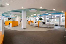 Office spaces & stores  by arc architekturconzept GmbH