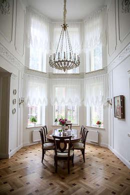 Дворянский особняк: Столовые комнаты в . Автор – Designer Olga Aysina