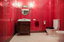 Baños de estilo clásico por Designer Olga Aysina