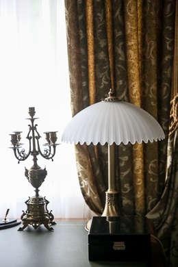 مكتب عمل أو دراسة تنفيذ Designer Olga Aysina