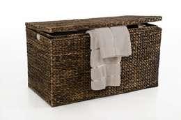 ausgefallene ideen f r die badezimmer deko. Black Bedroom Furniture Sets. Home Design Ideas