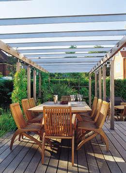 Bowles & Wyer: eklektik tarz tarz Bahçe