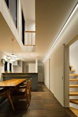 ห้องทานข้าว by 向山建築設計事務所