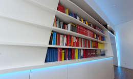 Architekt & Designer Josef Glas - glas.cc의  서재 & 사무실