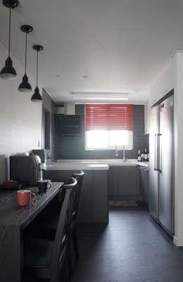 modern Dining room by 마르멜로디자인컴퍼니