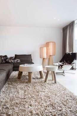 Woonruimte: moderne Woonkamer door Smeele | ontwerpt & realiseert