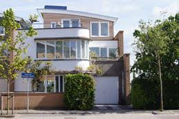 voorgevel: moderne Huizen door Egbert Duijn architect+