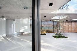 Casa Pedro: Jardines de estilo moderno por VDV ARQ