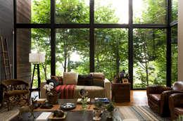 country Living room by João Armentano Arquitetura