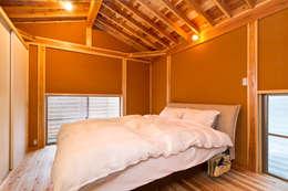 modern Bedroom by shu建築設計事務所