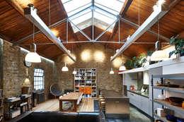 Projekty,  Kuchnia zaprojektowane przez Rousseau
