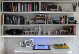 Rousseau: modern tarz Çalışma Odası