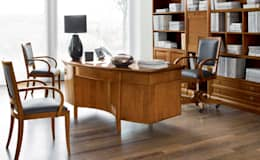 classic Study/office by Le Fablier