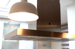 Cuisine de style de style Moderne par Astilo Cocinas
