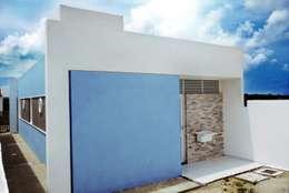 minimalistic Houses by Martins Lucena Arquitetos