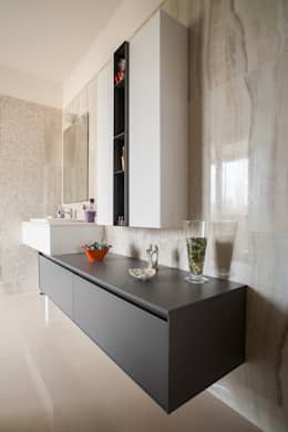 modern Bathroom by Paolo Cavazzoli