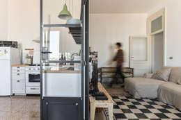 Come Collegare e Separare Efficacemente Cucina e Soggiorno
