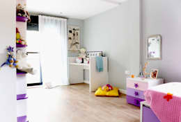 Projekty,  Pokój dziecięcy zaprojektowane przez acertus
