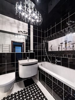 modern Bathroom by Asiya Orlova Interior Design