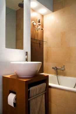 moderne Badkamer door Raumagentur - ArteFakt