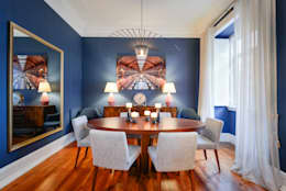 modern Dining room by LAVRADIO DESIGN