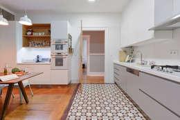 Projekty,  Kuchnia zaprojektowane przez LAVRADIO DESIGN