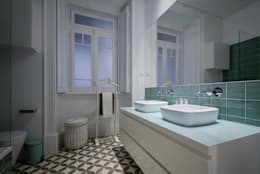 modern Bathroom by LAVRADIO DESIGN